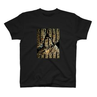 座布団のグレ T-shirts