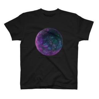 planet series / 1st T-shirts