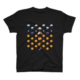 🌼 絵文字 マリーゴールド 👒 T-shirts