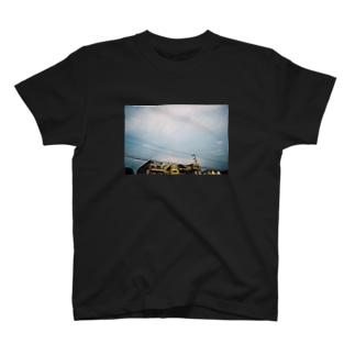 夏空 T-shirts