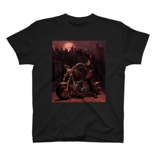 HELL RIDE T-shirts