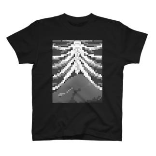 dot mono T-shirts