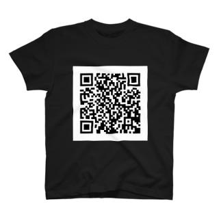 QRコードシャツ T-shirts