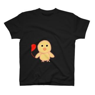 MIKOMOのおかあさんといっしょ(ピヨコ) T-shirts