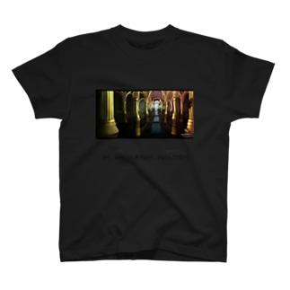 廃墟の宮殿 T-shirts
