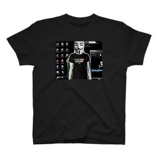 黙秘権 T-shirts