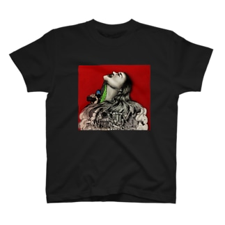 銃と廃墟 T-shirts