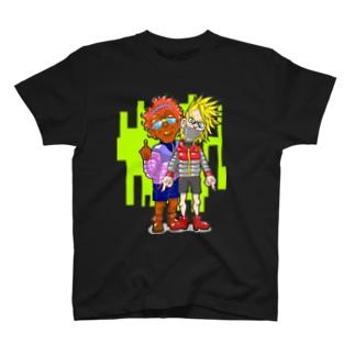 ギャングブラザーズ T-shirts