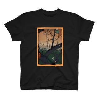 亀戸梅屋敷 T-shirts