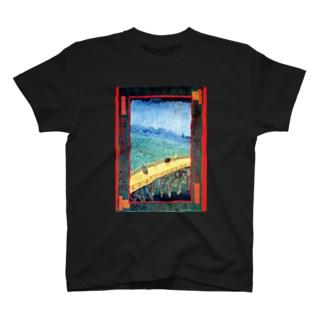 ゴッホ大橋 T-shirts