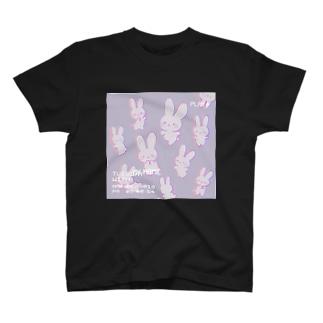 うさまみれ T-shirts