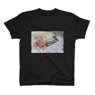 Mey's meのkilakila SEX  T-shirts