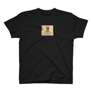 異能タダタカ T-shirts