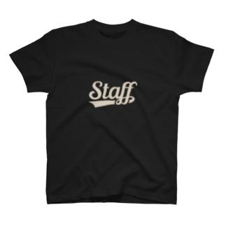 汎用スタッフ T-shirts