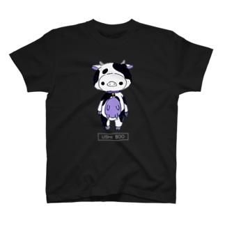 うしブーちゃま2 T-shirts