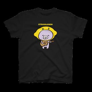 KOAKKUMAandAKKUMAのお疲レモン T-shirts