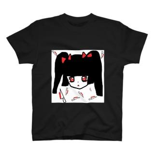 ヤンデレ×ゆめかわ T-shirts