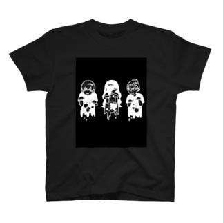 ユウレイたち。 T-shirts