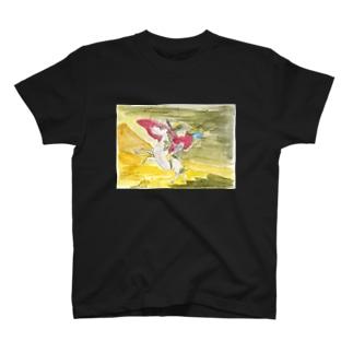 ボナパルト君 T-shirts