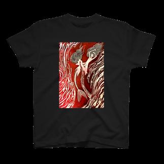 RainofglassviualのUnleashed T-shirts
