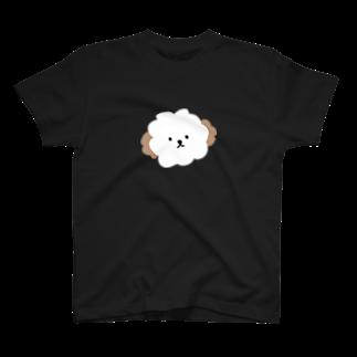 ふぐのウチのわん T-shirts