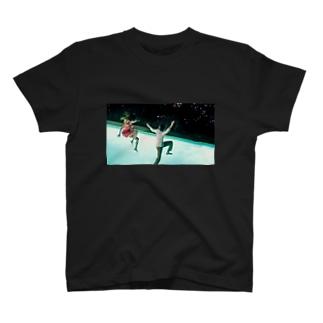 ダイブTシャツ T-shirts