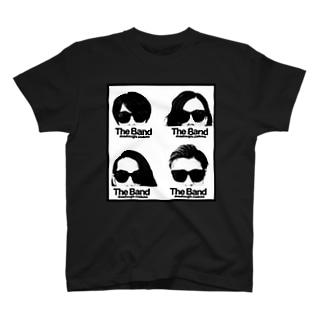 TheBand Series  Tシャツ
