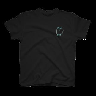 7SKY15の3DNeKo T-shirts