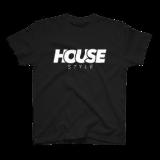 あかそんshop のHOUSE style T-shirts