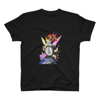 すまほ中毒者 T-shirts