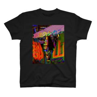 """""""東北のシカゴ"""" T-shirts"""