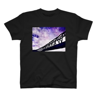 prayforMabi【Starry sky】    T-shirts