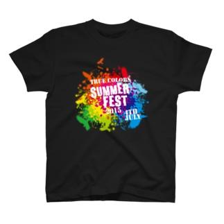 Summer Fest.2015 T-shirts
