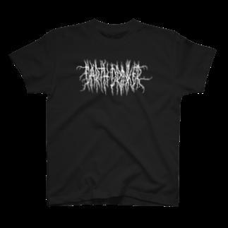 tantmaのメタルロゴ オリジナルグッズ T-shirts