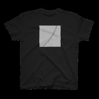AmanoLokiのヒビ T-shirts