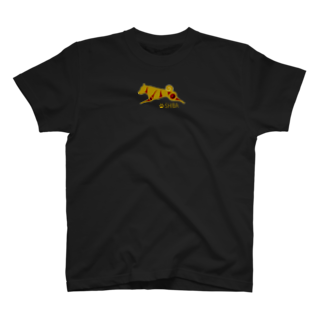 こな吉の飛柴金 T-shirts