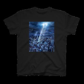 kusariの迷い込んだ光 T-shirts