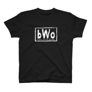 テンクロのbwoシンプルT T-shirts
