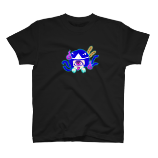 Yukaringの単眼おばけちゃん T-shirts