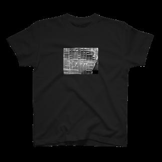 WaxTerKの商品棚のDAW写真 T-shirts