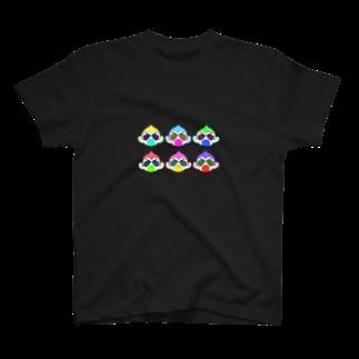 むーのサル T-shirts