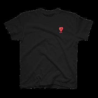 -ishのNEON BLACK  T-shirts