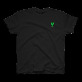 -ishのGreen green T-shirts