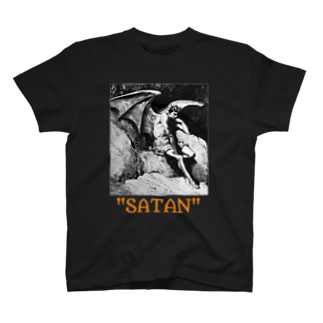 bannedのbanned サタン T-shirts
