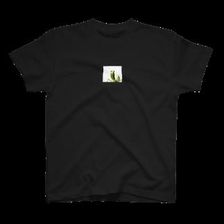 _7dakのカマキリ T-shirts