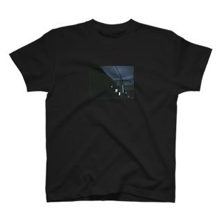 客     T-shirts