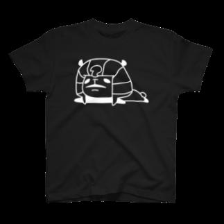 NEKOZE PANDAのツタンカーメンパンダ  T-shirts