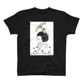 雨のアト T-shirts