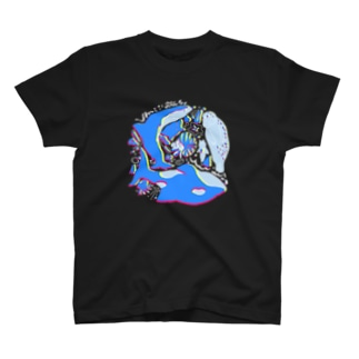 海の生きもの T-shirts