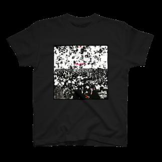 水中沼男の暗いシャツ T-shirts